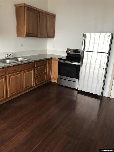 Reno Rental For Rent: 1026 W 2nd St. #1