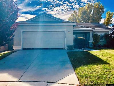 Reno Single Family Home New: 10720 Vista Bonita