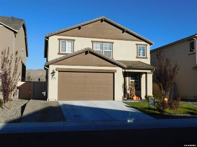 Reno Single Family Home New: 9750 Pachuca