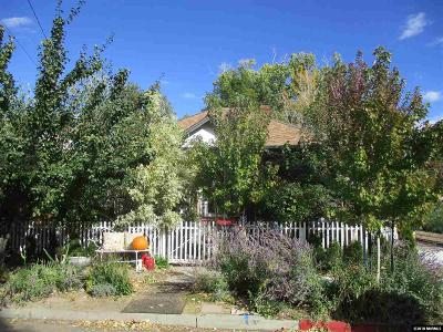 Carson City Single Family Home Active/Pending-Call: 801 N Minnesota St.