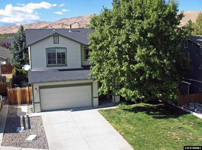 Reno Single Family Home Price Raised: 6365 Everest Dr