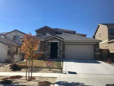 Reno Single Family Home New: 1475 Samantha Crest Trail