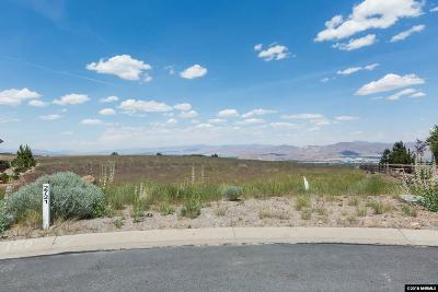 Reno Residential Lots & Land New: 4170 Bunker Point Court