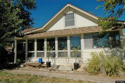 Carson City NV Single Family Home For Sale: $449,000