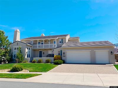 Washoe County Single Family Home For Sale: 8548 Timaru