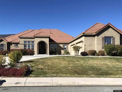Reno Single Family Home Active/Pending-House: 6889 Marble Canyon Road