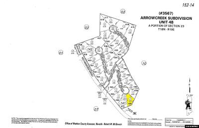 Reno Residential Lots & Land New: 1059 Indian Summer Court