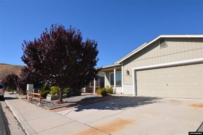 Washoe County Single Family Home New: 17725 Live Oak Ct