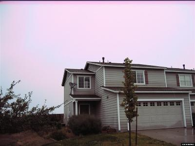 Washoe County Single Family Home New: 8887 Red Baron Blvd