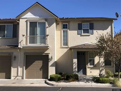 Carson City Condo/Townhouse Active/Pending-Loan: 1251 Fonterra Way
