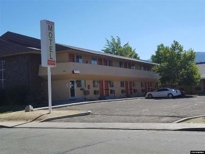 Carson City NV Commercial For Sale: $2,300,000