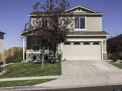 Washoe County Single Family Home New: 9200 Red Baron Blvd
