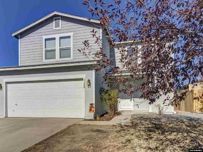 Reno Single Family Home For Sale: 7459 Findhorn Dr.