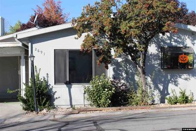 Reno Manufactured Home Active/Pending-Loan: 2691 Zinnia Drive