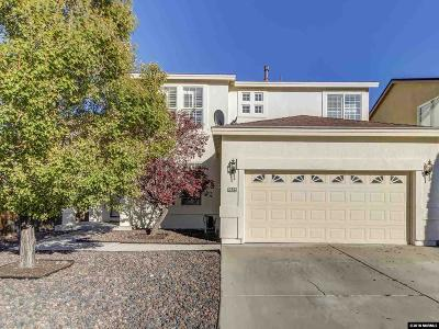 Carson City Single Family Home For Sale: 2933 Ridgecrest Dr