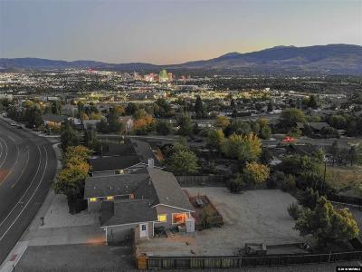 Washoe County Single Family Home New: 3345 Socrates