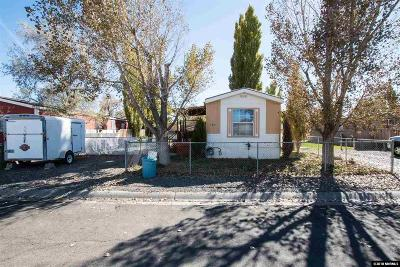 Battle Mountain Manufactured Home For Sale: 104 Bryson Dr
