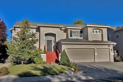 Washoe County Single Family Home For Sale: 214 River Flow Drive