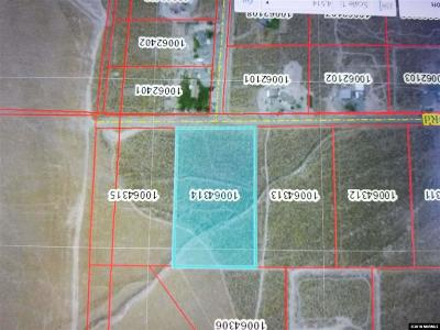 Winnemucca NV Residential Lots & Land New: $27,000