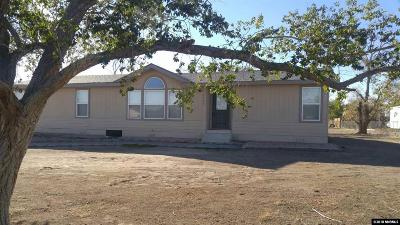 Silver Springs Single Family Home New: 2795 Truckee St.