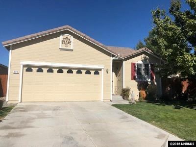 Dayton Single Family Home Active/Pending-Loan: 398 Royal Troon Drive
