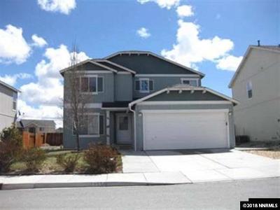 Reno Single Family Home For Sale: 9612 Canyon Meadows