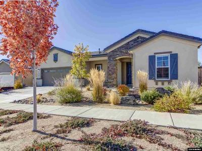 Washoe County Single Family Home For Sale: 1345 Wakefield Trail