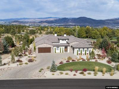 Reno Single Family Home New: 14200 Eagle Springs Ct
