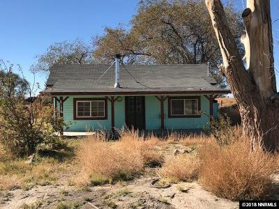 Single Family Home For Sale: 6100 Schurz Highway