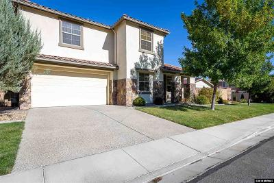 Washoe County Single Family Home New: 10581 Fort Morgan Way