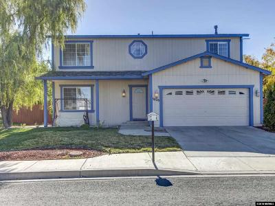 Washoe County Single Family Home For Sale: 5828 Lightning Court