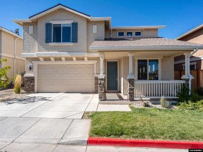Washoe County Single Family Home For Sale: 3695 Coastal Steet
