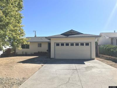 Washoe County Single Family Home For Sale: 3410 Bryan