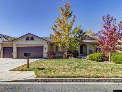 Reno, Sparks, Carson City, Gardnerville Single Family Home New: 5973 Hidden Highlands Drive