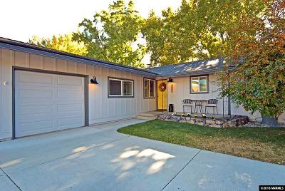 Reno, Sparks, Carson City, Gardnerville Single Family Home New: 2390 Riviera Street