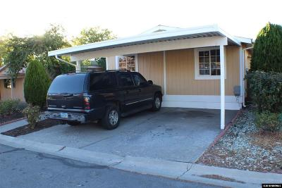 Reno Manufactured Home Active/Pending-Loan: 2182 Barberry Way