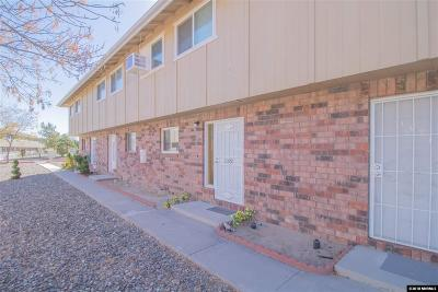 Reno, Sparks, Carson City, Gardnerville Condo/Townhouse New: 1329 Green Dr.