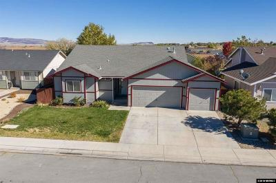Fernley Single Family Home Price Reduced: 938 Jessica Lane