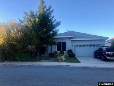 Reno, Sparks, Carson City, Gardnerville Single Family Home Auction: 2265 Evergreen Park Drive
