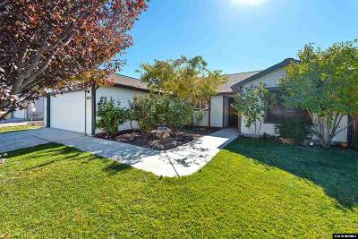 Fernley Single Family Home New: 1627 Meadows Ave