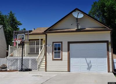 Washoe County Single Family Home New: 3265 Kingsview Court