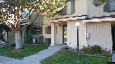 Sparks Condo/Townhouse New: 3230 Wedekind Rd #45
