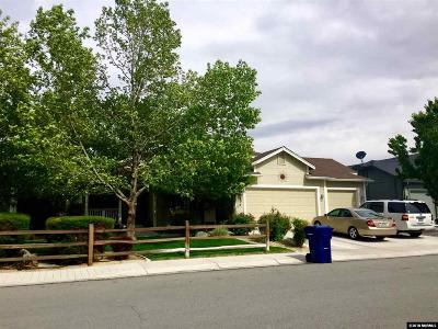 Fernley Single Family Home New: 794 Canary Circle
