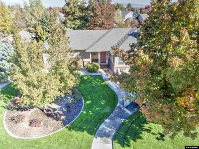Gardnerville Single Family Home Active/Pending-Call: 1198 Kingston Way