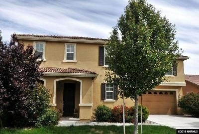 Washoe County Single Family Home New: 385 Pesaro Way