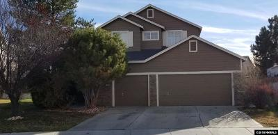 Sparks Single Family Home New: 3234 Mirador Ct.