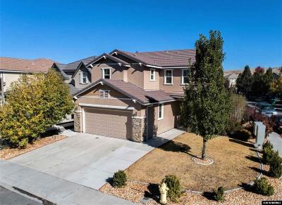 Sparks Single Family Home New: 3990 Antinori Drive