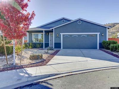 Washoe County Single Family Home New: 18185 Morning Breeze Ct.