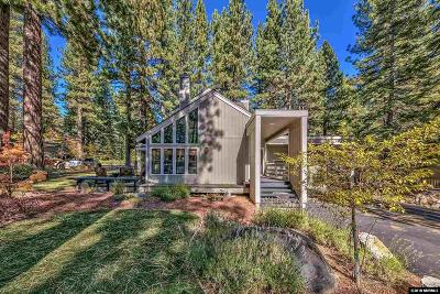 Incline Village Single Family Home For Sale: 1082 Flume Rd