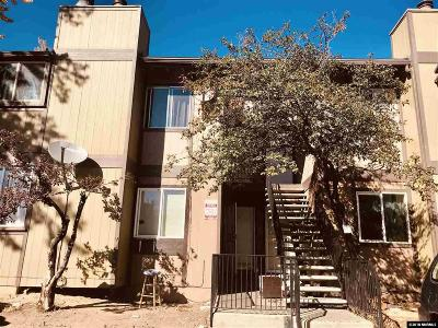Washoe County Condo/Townhouse Price Reduced: 2500 Tripp Dr., #8
